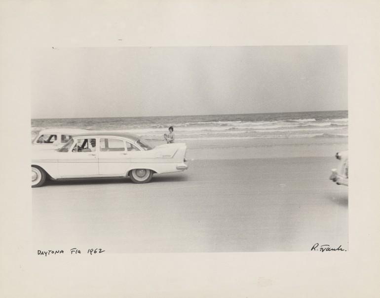 Robert Frank, Daytona Beach, Florida, 1958 ©Archive of Modern Conflict