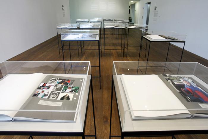Broomberg & Chanarin, Installation at The Photographers' Gallery © KateElliott