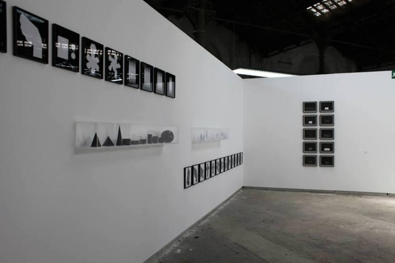 Clare Strand, Arles Installation 3