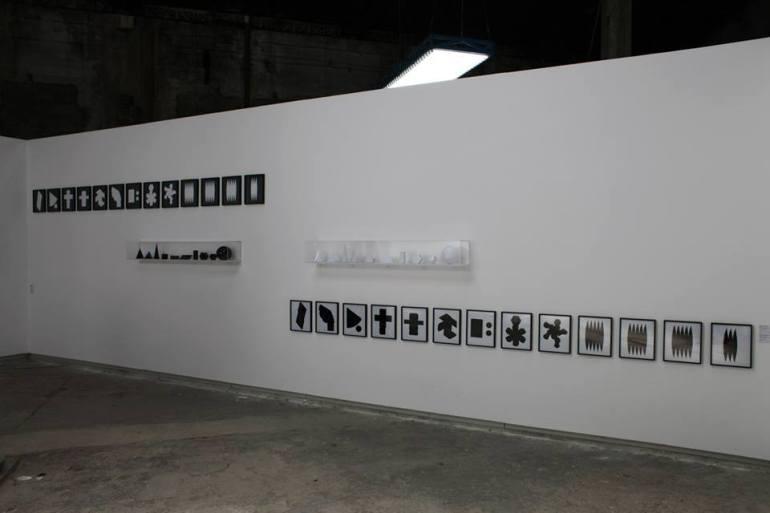 Clare Strand, Arles Installation 2