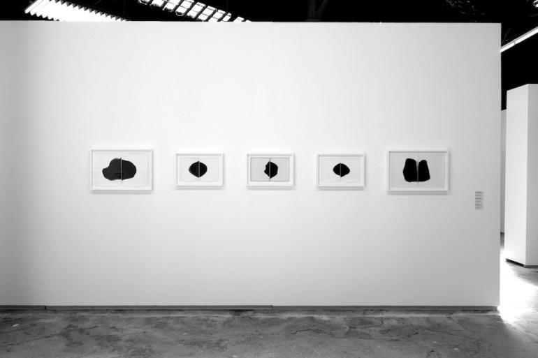 Alison Rossiter, Arles Installation 1