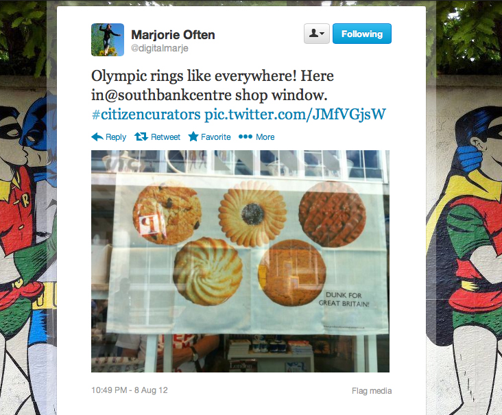 Olympic biscuit rings_Marje_batman