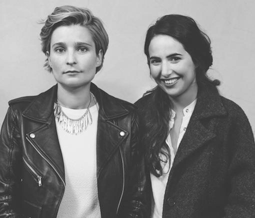 Portrait Alix & Ines