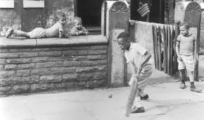 Anna Douglas on Shirley Baker: Women and Children; and LoiteringMen