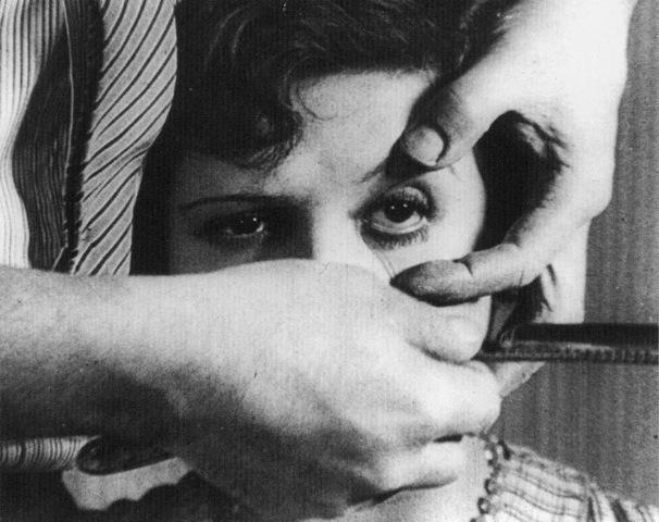 Louis Buñuel + Salvador Dali, Chien Andalou, 1929 2