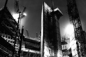Requiem For London: Lewis Bush'sMetropole