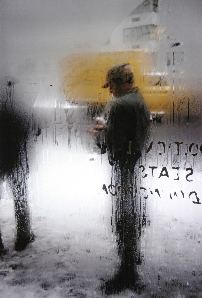 01_ Press Image l Saul Leiter, Snow, 1960