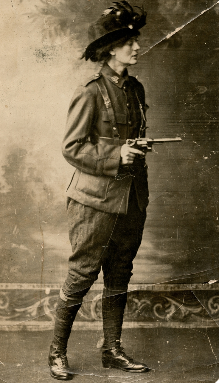 05_PressImage l Easter Rising, Countess Markievicz