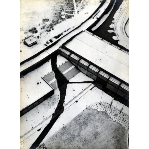 Laszlo Moholy-Nagy, View from the Berlin Radio Tower, 1928