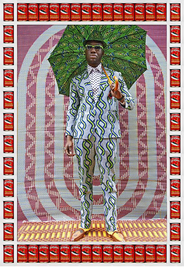02_PressImage MUL l Hassan Hajjaj, Afrikan Boy, 2012